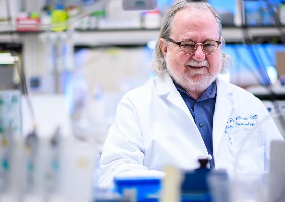 James Allison, Ph.D.